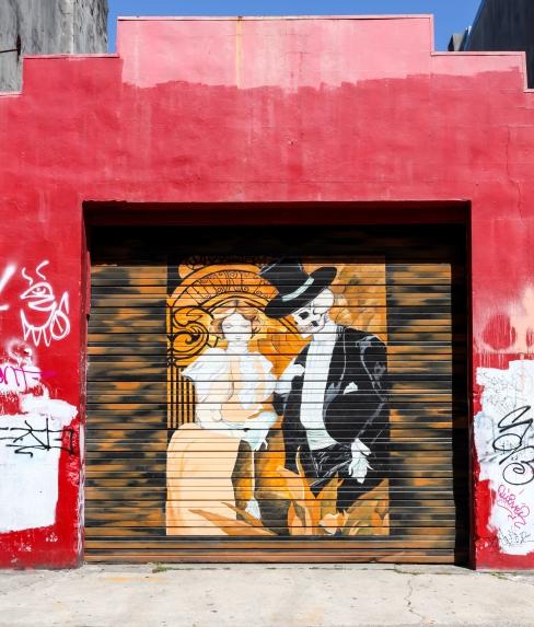 graffiti in new orleans